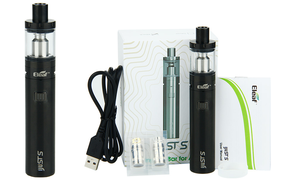 Eleaf iJust S Starter Kit - 3000mAh, Black