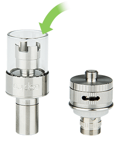 Aspire Atlantis Tank Kit with Sub Ohm Coil