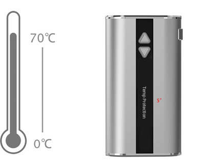 50W Eleaf iStick MOD Battery Features