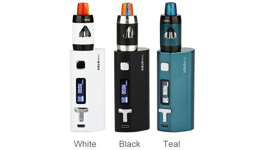 80W IJOY Solo ELF Starter Kit W / O Battery