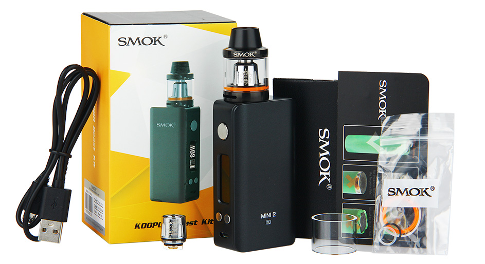 80W SMOK KOOPOR Beast Kit W / O Battery