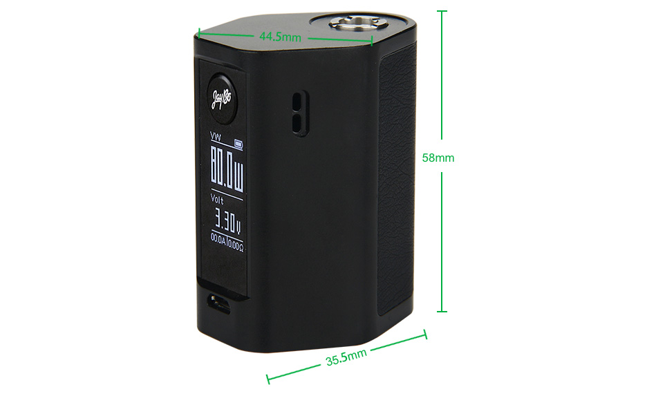 80 Вт WISMEC Reuleaux RXmini Single TC MOD - 2100mAh
