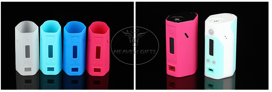 WISMEC Silicone Case for Reuleaux RX200