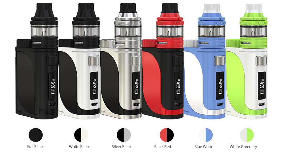 85W Eleaf iStick Pico 25 dengan Ello TC Kit W / O Battery
