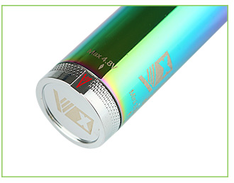 New Rainbow Vision Spinner eGo Variable Voltage Battery- 1300mAh