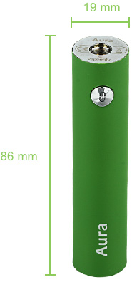 VapeOnly Aura Battery - 2000mAh