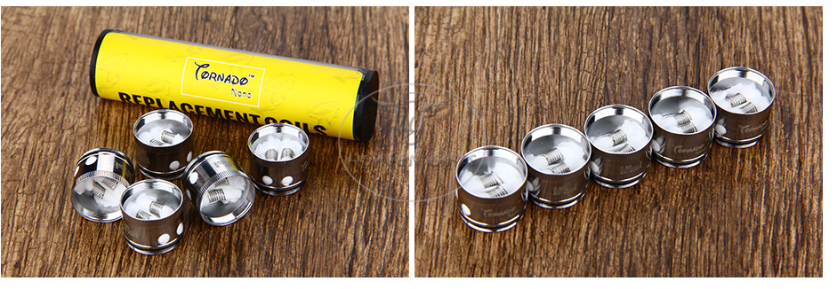5pcs IJOY Tornado Nano Replacement Chip Coil
