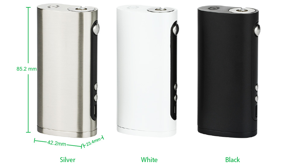 75 Вт Vape Forward Vaporflask Lite TC Box MOD W / O Battery