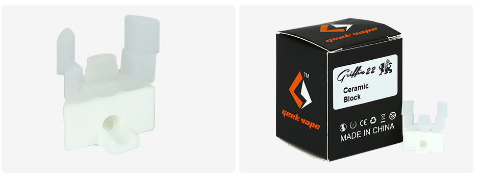 GeekVape Griffin Ceramic Block