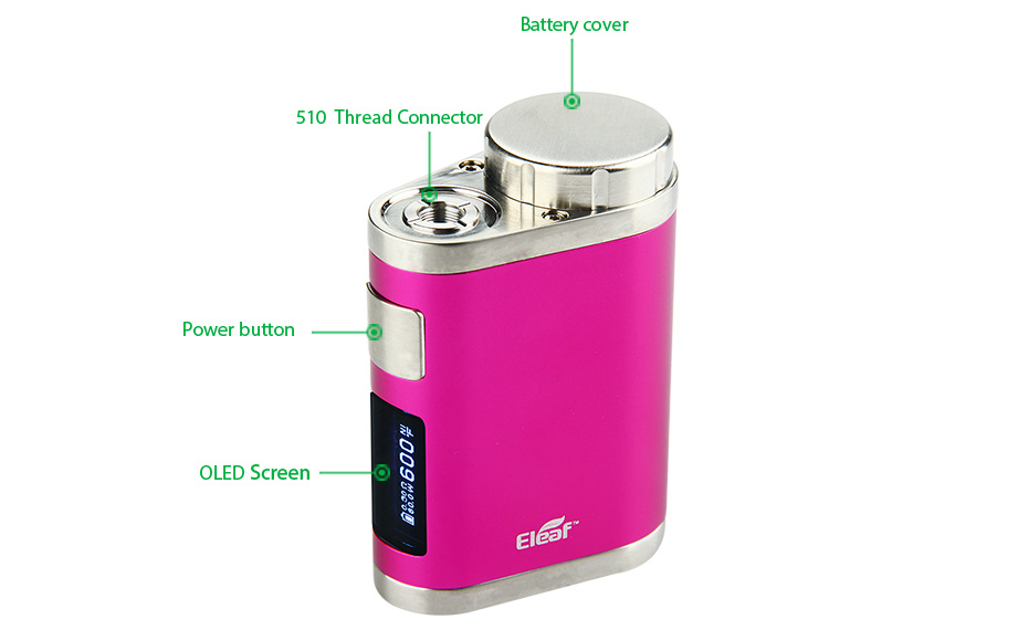 80W Eleaf iStick Pico Mega TC MOD W / O Battery