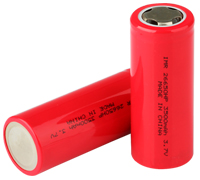 IMR 26650HP 3500mAh 3.7V Rechargeable Li-Ion Battery - 15C 50A
