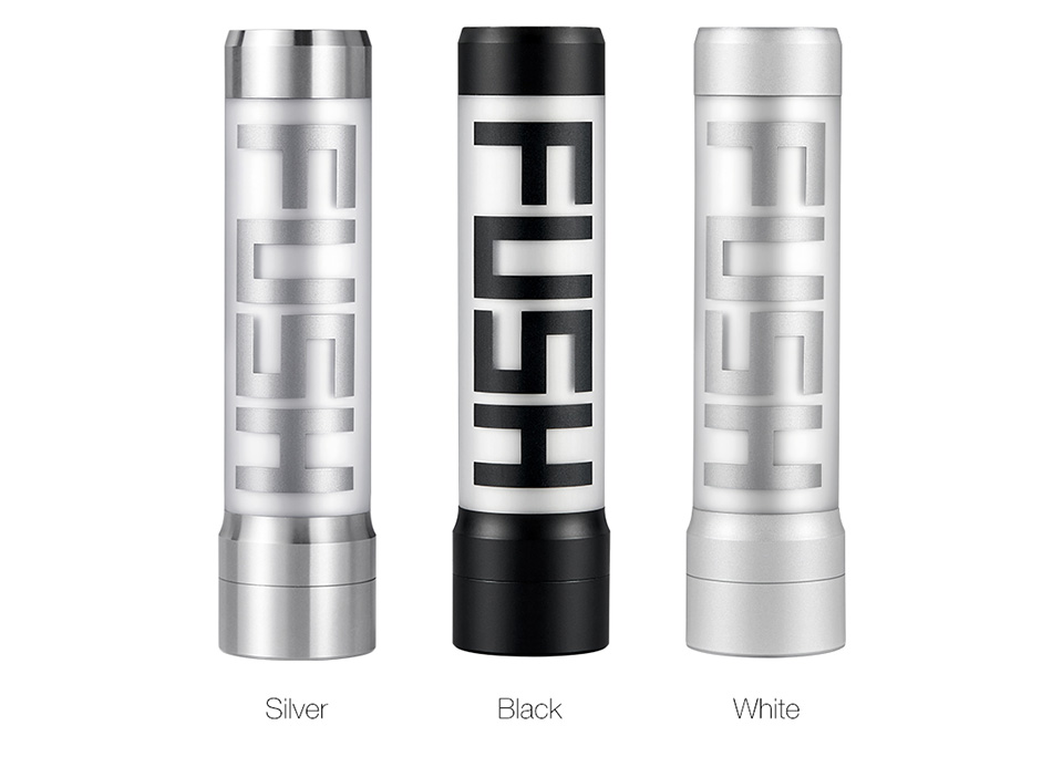 Acrohm Fush 18650 Semi-Mech MOD with Breath Light