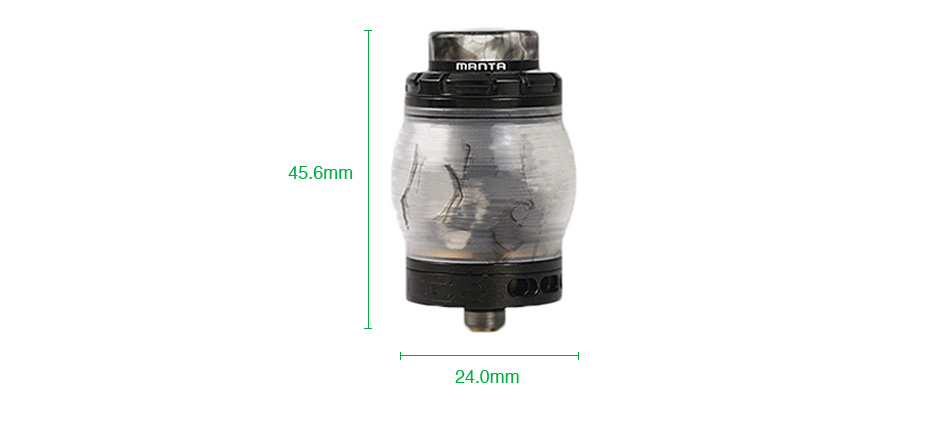 Advken Manta RTA Resin Version 4.5ml