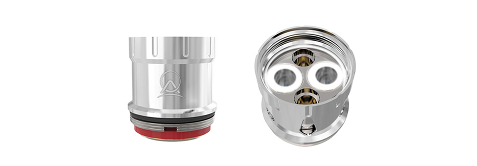 Ample Firefox Dual Coil 3pcs