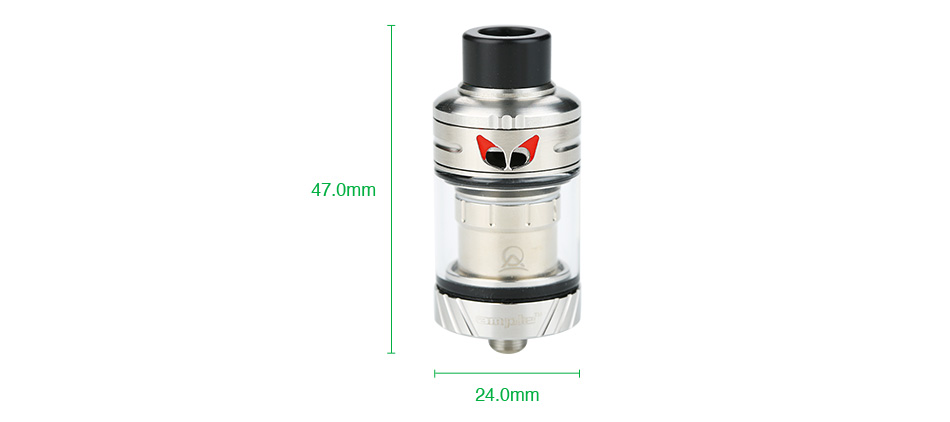 Ample Firefox Tank 2ml