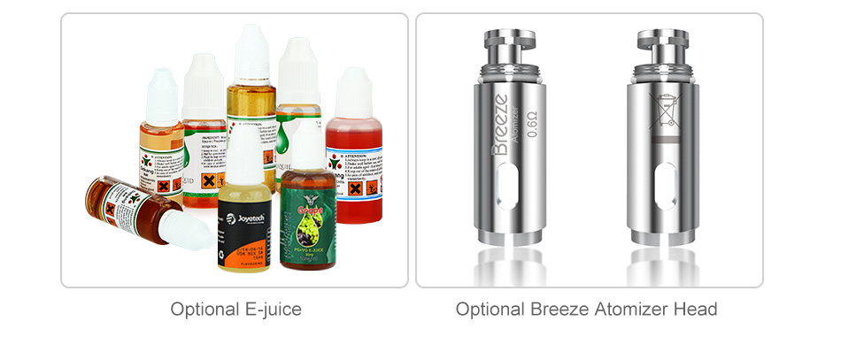 Aspire Breeze AIO Kit - 650mAh