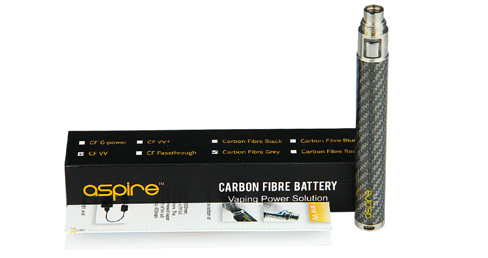 Aspire CF VV Battery - 900mAh