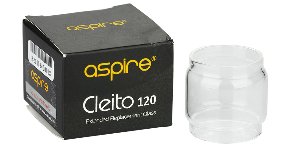 Aspire Cleito 120 Replacement Pyrex Tube - 5ml