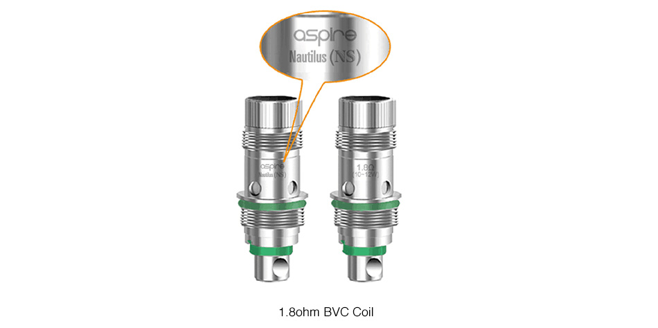 Aspire Nautilus AIO Replacement Coil 5pcs