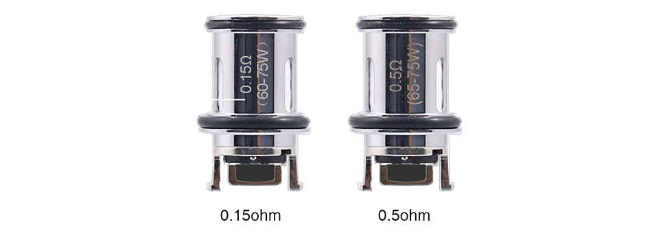 Aspire Nepho Replacement Coil 3pcs