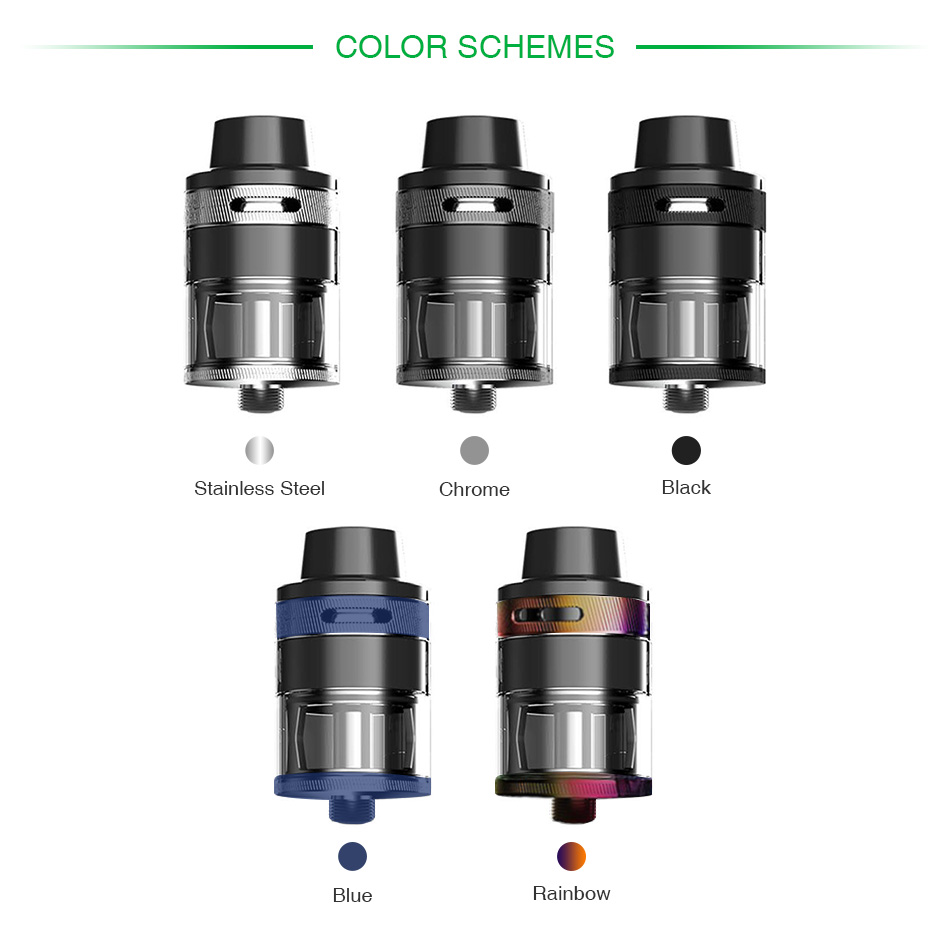 Aspire Revvo ARC Subohm Tank 3.6ml 2ml