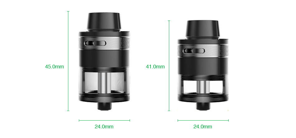 Aspire Revvo ARC Subohm Tank 3.6ml/2ml