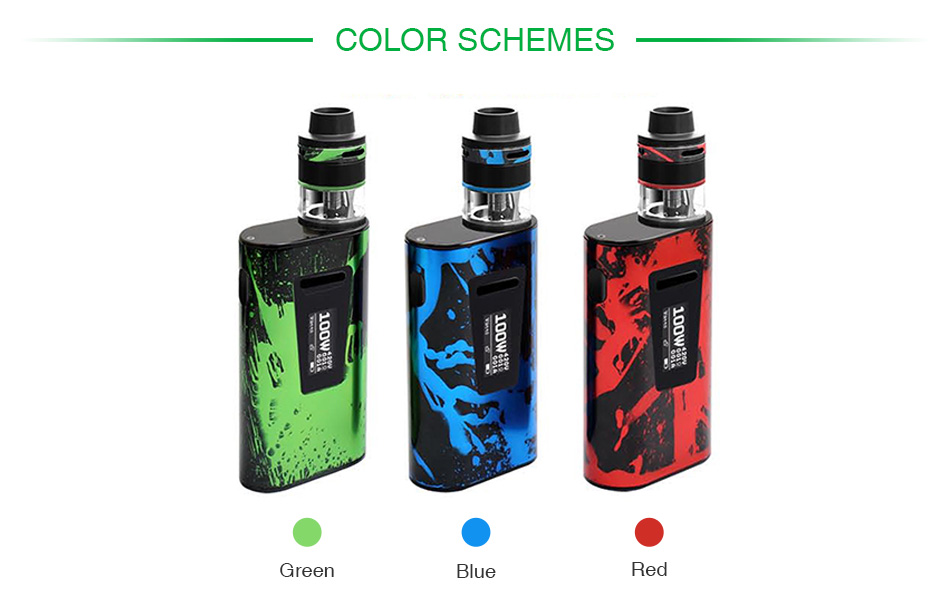 Aspire Typhon 100 Revvo TC Kit 5000mAh