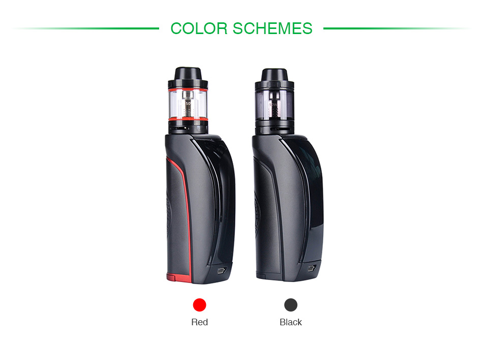 Asvape Caesar 100 TC Kit