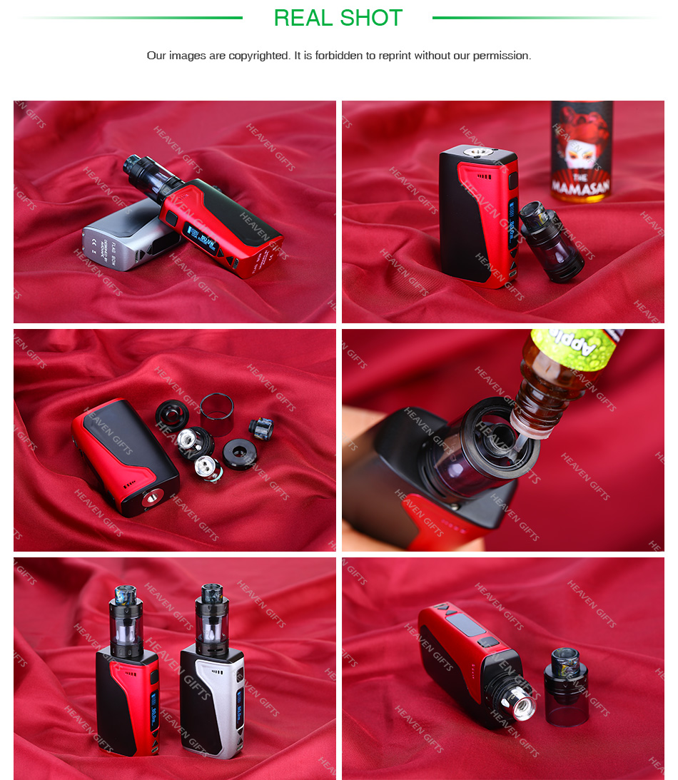 Avidvape Flag 80W TC Kit 2800mAh