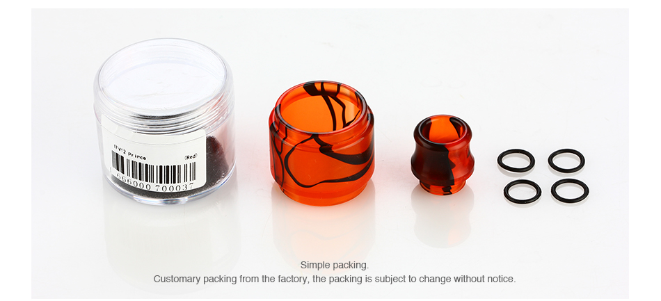 Blitz Replacement Resin Kit for TFV12 Prince 8ml