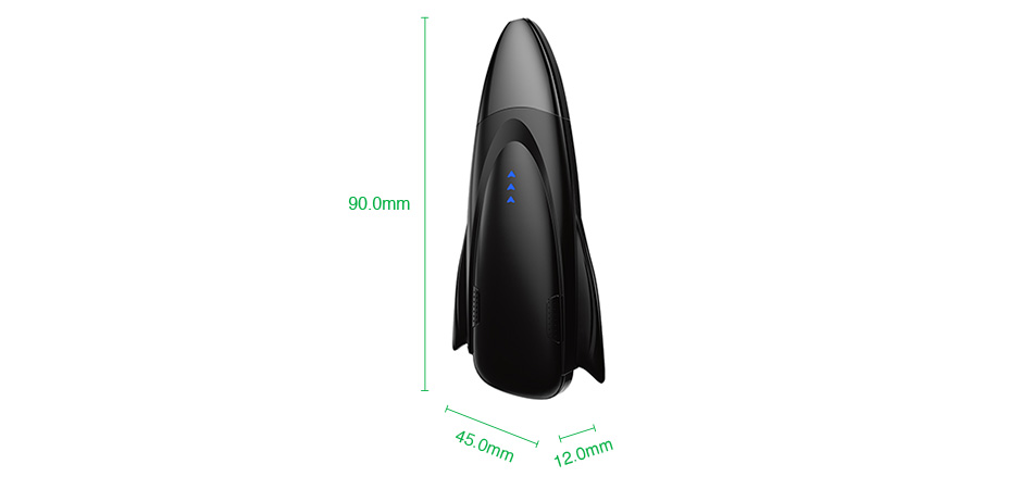 Cigstar Battle Plane Pod Starter Kit 450mAh