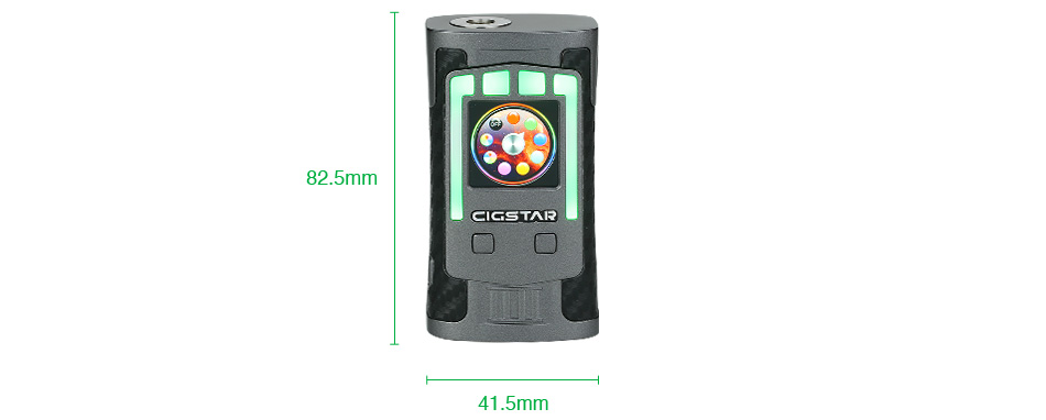 Cigstar Greek Temple 230W TC Box MOD