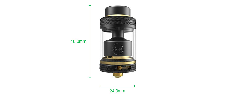 CoilART Mage RTA V2 3.5ml