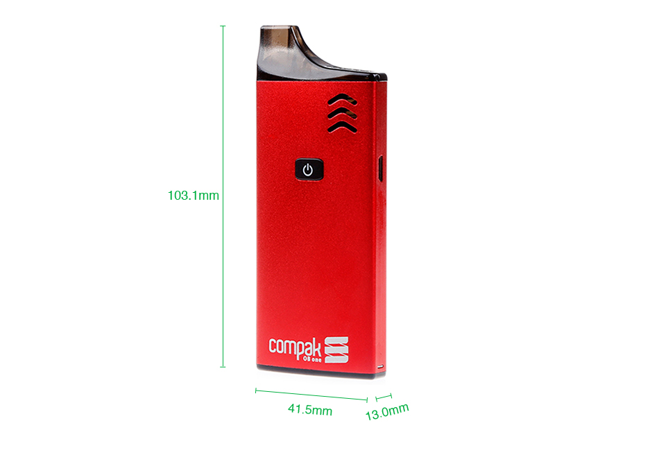 Compak OB ONE Starter Kit 1100mAh