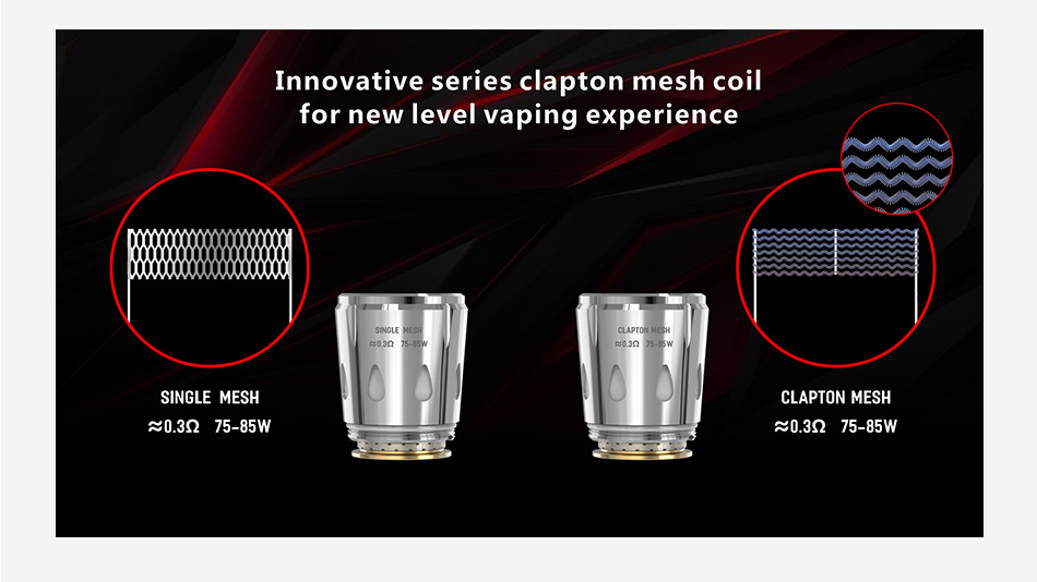 Damn Vape Wotan Replacement Coil 3pcs