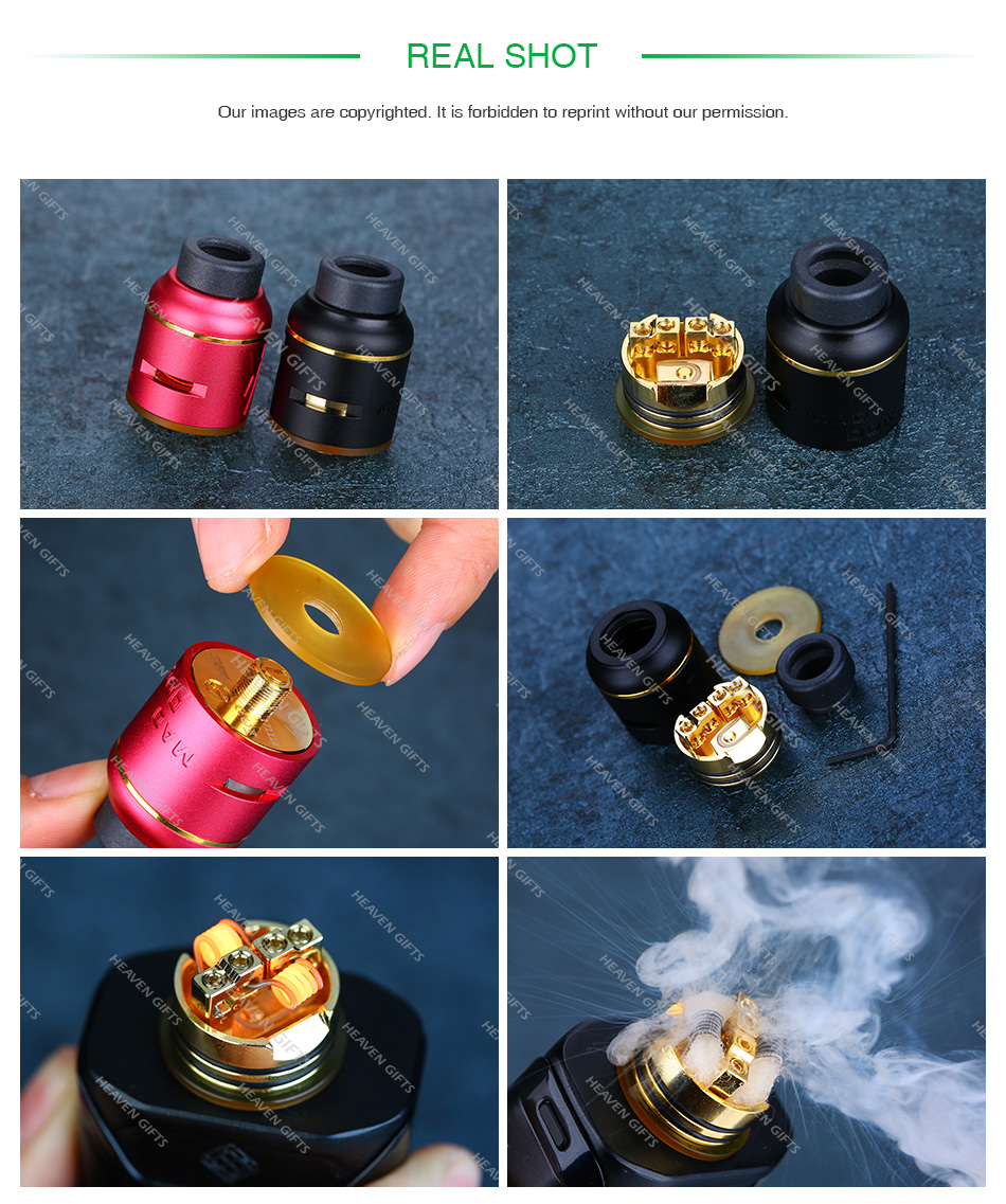 Desire Mad Dog RDA/RDTA V2
