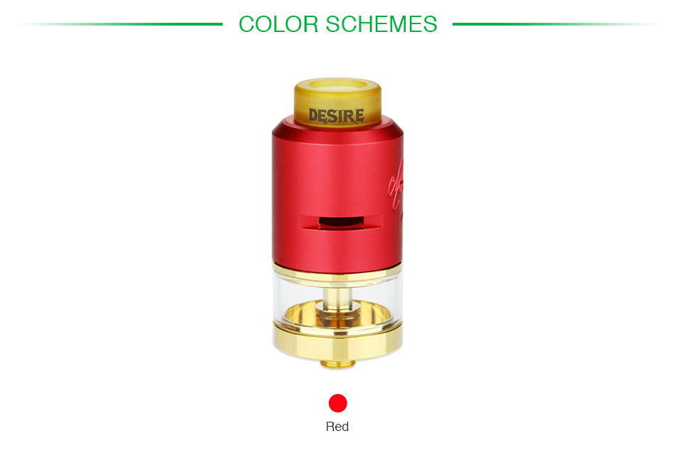 Desire Mad Dog RDTA 7ml
