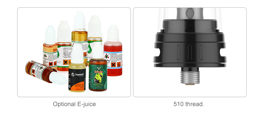 Digiflavor Bucho Sub Ohm Tank - 3.3ml