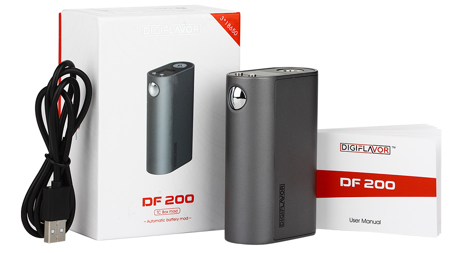 Digiflavor DF 200 TC MOD W/O Battery