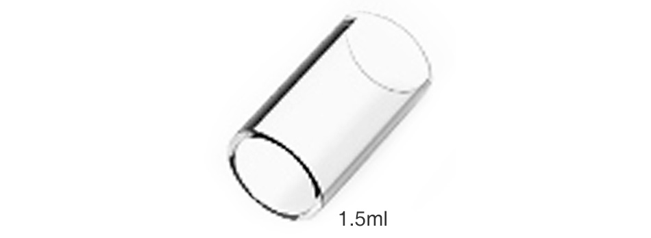 Digiflavor Replacement Glass Tube for Upen 1.5ml