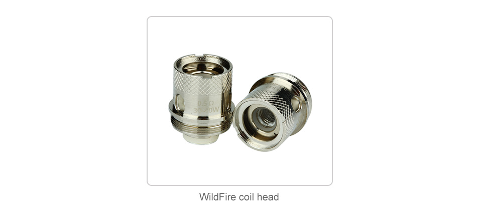 Digiflavor WildFire Sub Ohm Tank - 3ml