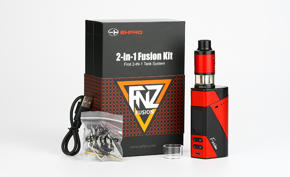 Ehpro 2-in-1 Fusion 150W TC Kit