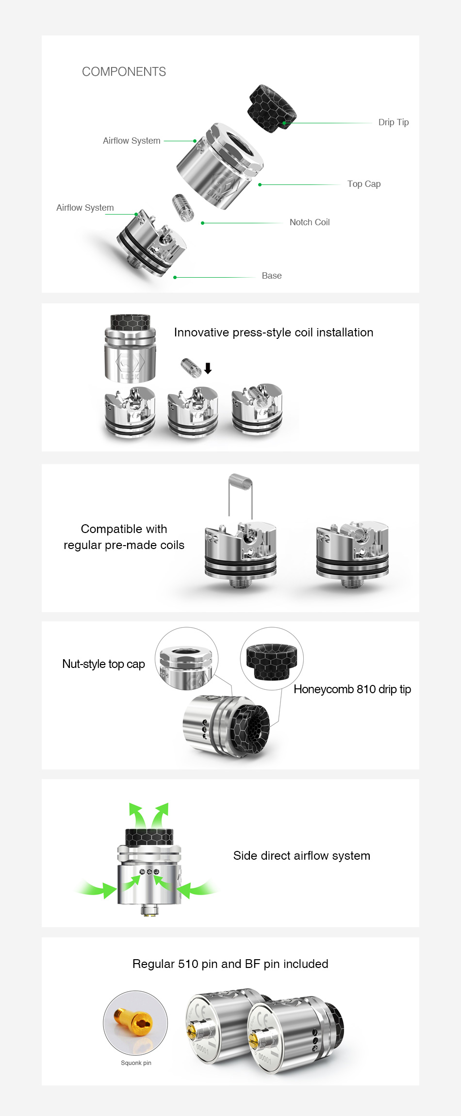 Ehpro Lock Build bez RDA