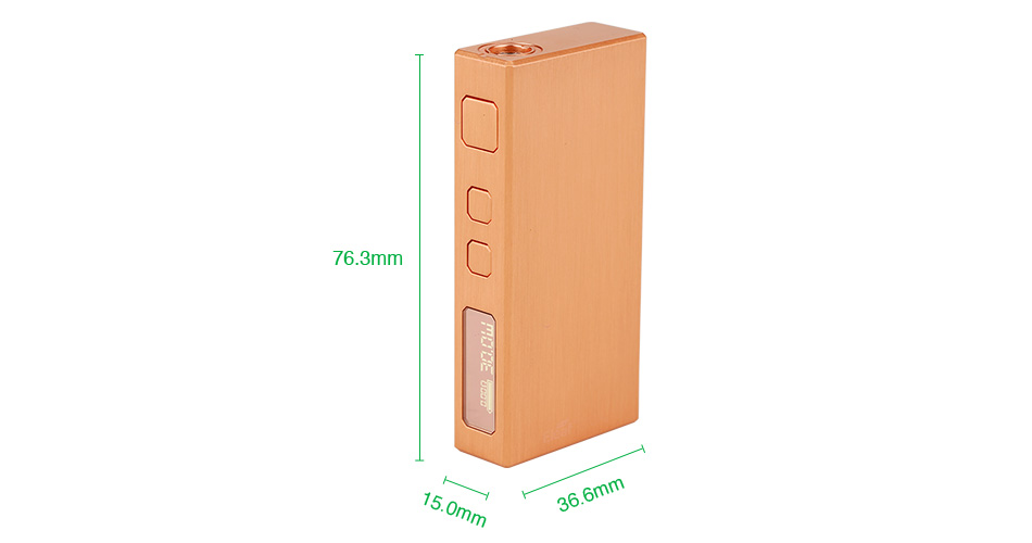Eleaf BASAL VV Box MOD 1500mAh