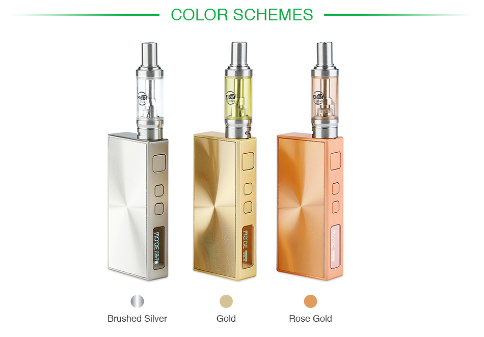 Eleaf BASAL with GS BASAL VV Kit 1500mAh