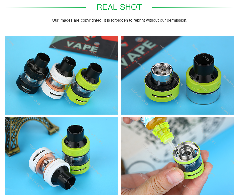Eleaf ELLO T Atomizer 2ml
