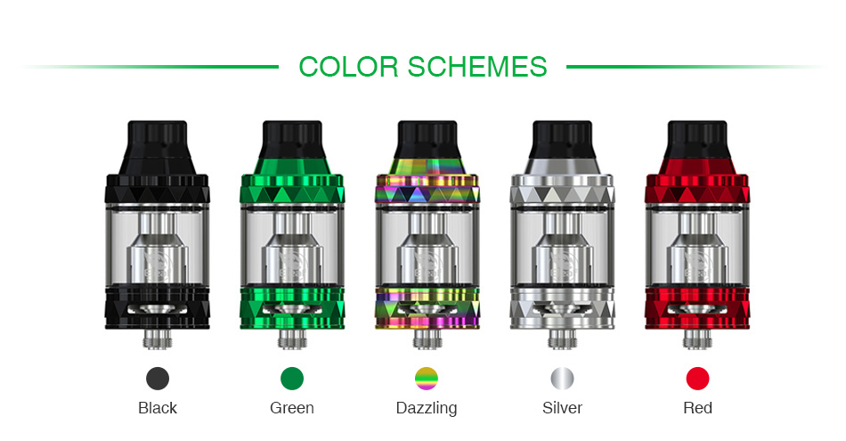 Eleaf ELLO TS Atomizer 2ml / 4ml