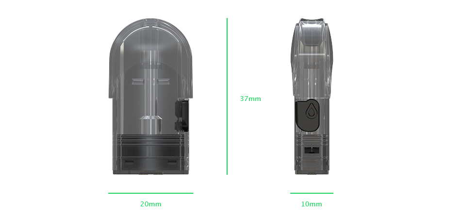 Eleaf Elf Pod Kartuş 1.6ml 4'lü
