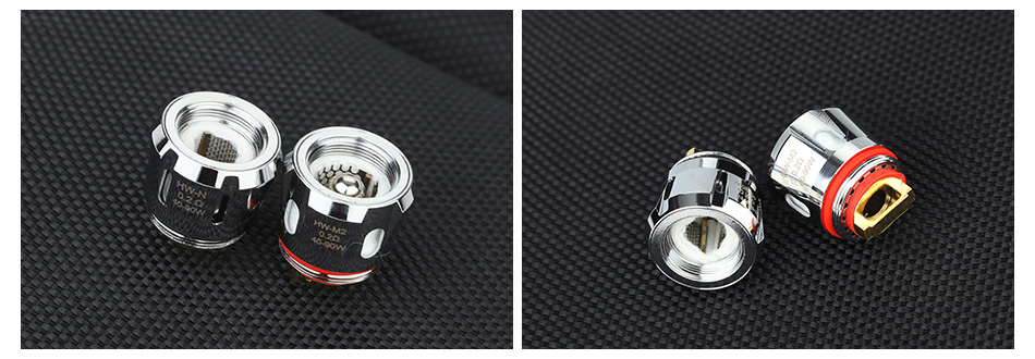 Eleaf HW-M/HW-N Coil Head for Ello Series 5pcs