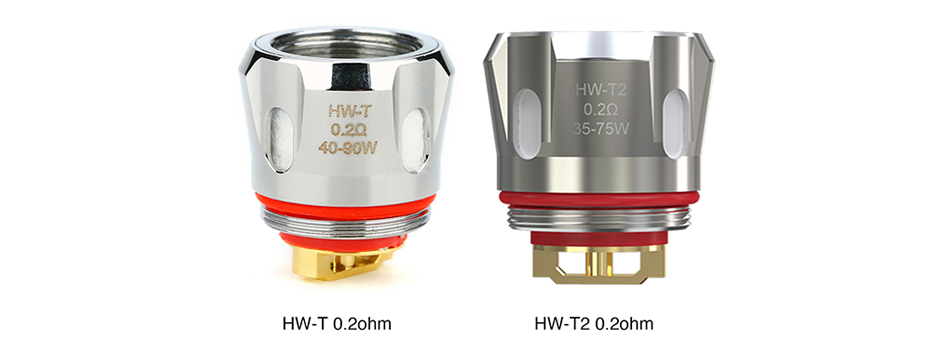 Eleaf HW-T Coil Head for Rotor 3pcs 2